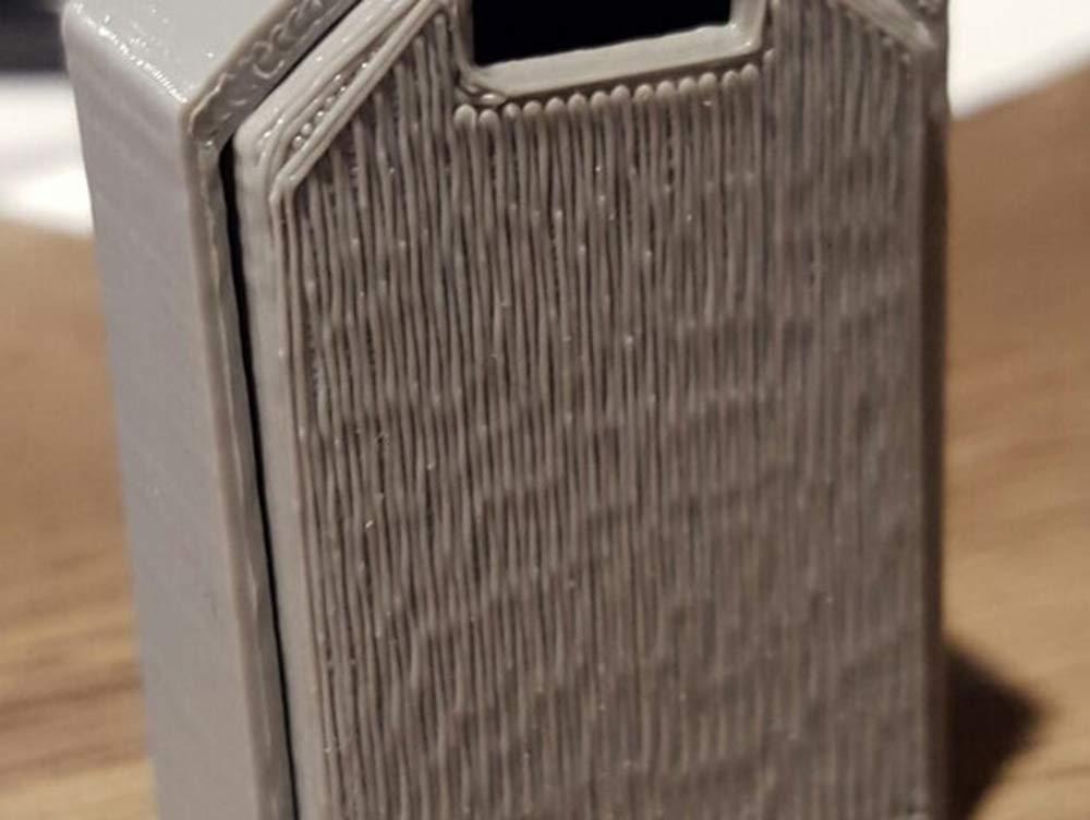 PlayStation Vita Cartridge Holder Box Design Holds 6 PS VITA Video Games