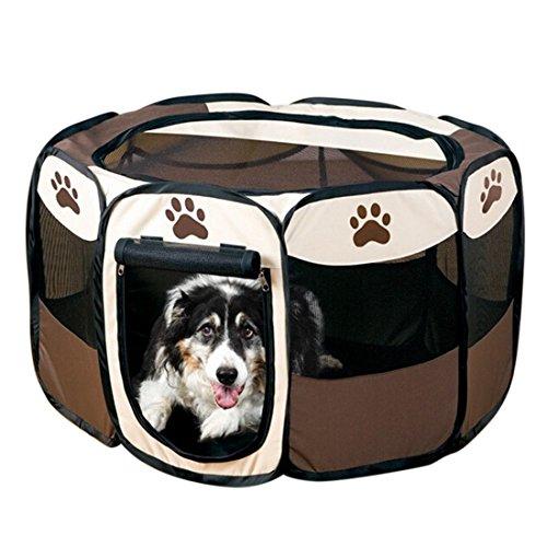 beautylife77-Clture-Clture-Niche-pour-chien-Pet-chiot-doux-pour-chien-pliable-cage