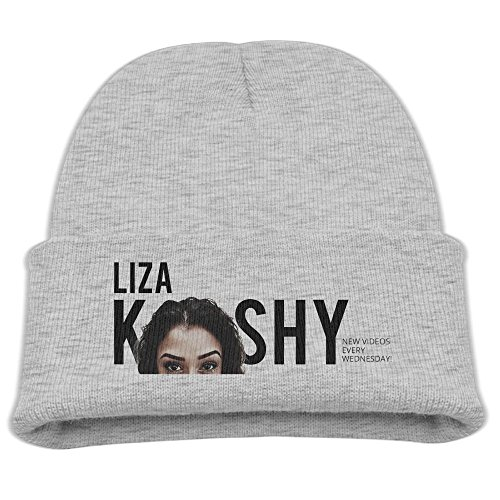 Hidshcond Koshy Liza Toddler Child Girl Cashmere Skull Hats Winter Kid Warm Knitting Caps Wool Warm