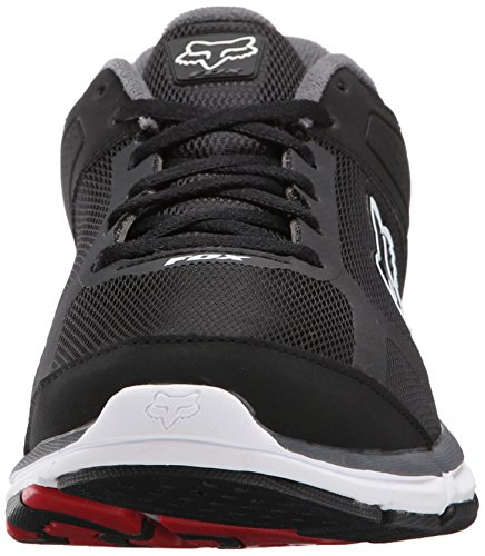 Fox Men's Podium Athletic Shoe, Black/White, 8 M US by Fox (Image #4)