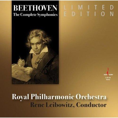 beethoven symphonies leibowitz - 8