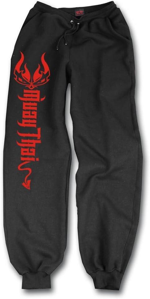 Dirty Ray Artes Marciales Muay Thai pantalón de chándal hombre con ...