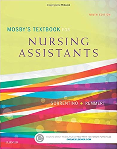 Mosby's Textbook F/Nurs.Assist