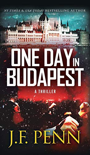One Day In Budapest: Hardback Edition
