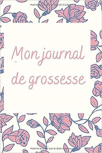 Mon Journal De Grossesse Journal Intime Pour Les Futur Maman French Edition Fz Fz Romain 9798676852849 Amazon Com Books