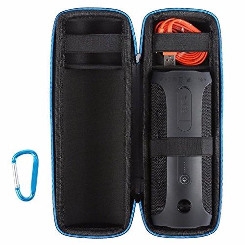Shockproof Bag - Jbl Flip 4 Case - 3-Proof Shockproof Portable Case Cover Storage Bag For Flip 4 Wireless Bluetooth Speaker - Jbl Flip 4 Cover