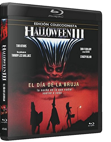 (Halloween III. El Día de la Bruja 1983 BD Edicion Coleccionista Halloween III: Season of the Witch [Non-usa Format: Pal -Import- Spain)