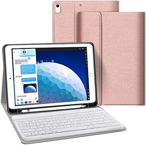 JUQITECH Keyboard Detachable Wireless Bluetooth