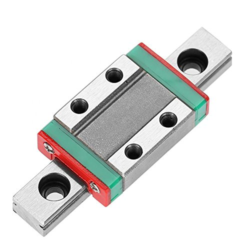 LML9B 9mm Linear Rail Mini Bearing Steel Guide Rail for sale  Delivered anywhere in USA