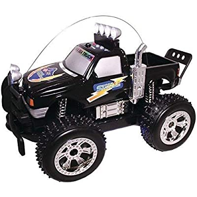 ODYSSEY Toys Ody-1024 Remote-Control Land & Sea Truck 14.80in. x 9.00in. x 9.50in.: Toys & Games