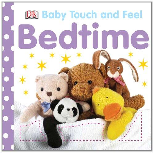 Bedtime Baby Touch Feel DK
