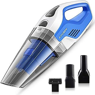 APOSEN Handheld vacuum with HEPA Filter
