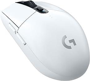 ロジクール G304rWH LIGHTSPEED ワイヤレス ゲーミング マウス