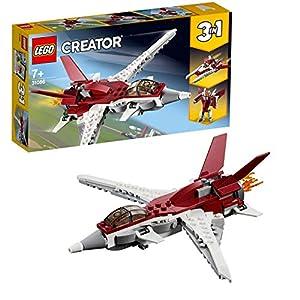 LEGO Creator Futuristic Flyer Building...