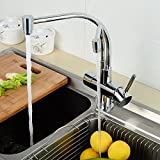 Pure water for use sink water filter double-tap sink faucet copper