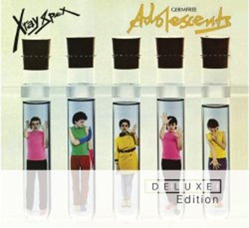 Audio CD : Germ Free Adolescents -  X-Ray Spex (US.AZ.11.99-0-B001GU2EC0.387)