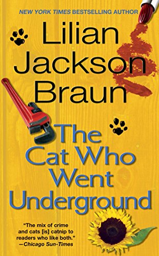(The Cat Who Went Underground (Cat Who... Book 9))