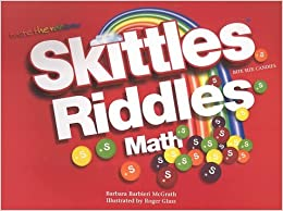 Skittles Riddles Math by Barbara Barbieri McGrath (2001-02-02)