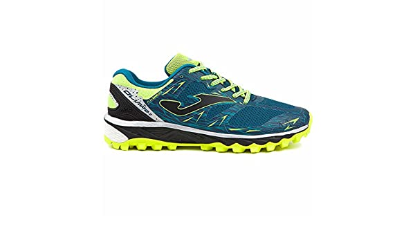 Joma TK Olimpo 803 Navy - Zapatillas de Trail Running para Hombres (UE 41 - CM 26.5 - UK 7): Amazon.es: Zapatos y complementos