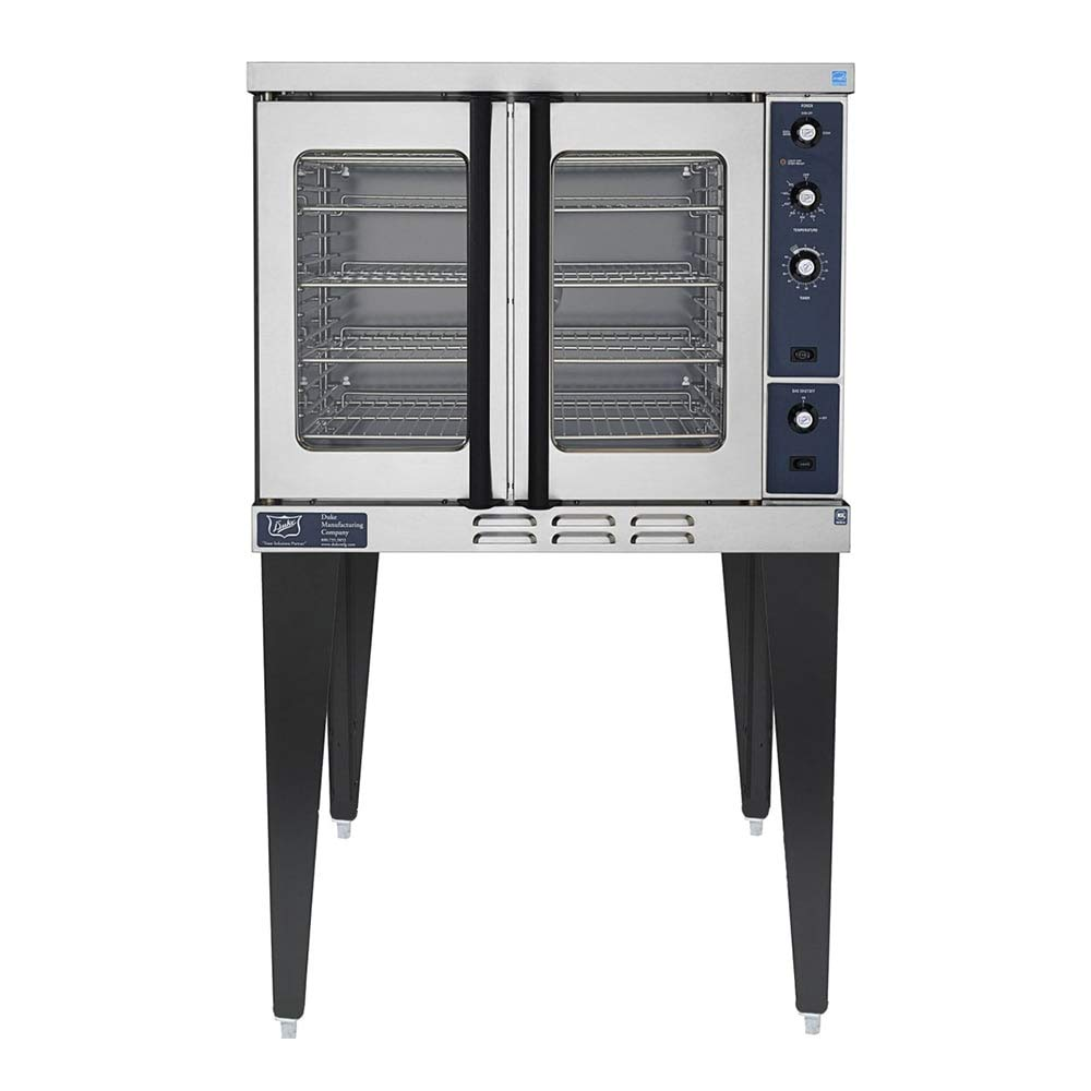 Duke E101-E Electric Convection Oven - Single Deck, Standard Depth
