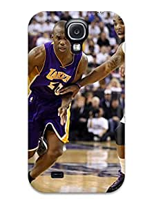 Hot 3801349K473745282 los angeles lakers nba basketball (8) NBA Sports & Colleges colorful Samsung Galaxy S4 cases