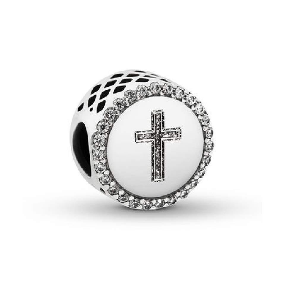 Pandora Faith Cross Charm ENG792016CZ2