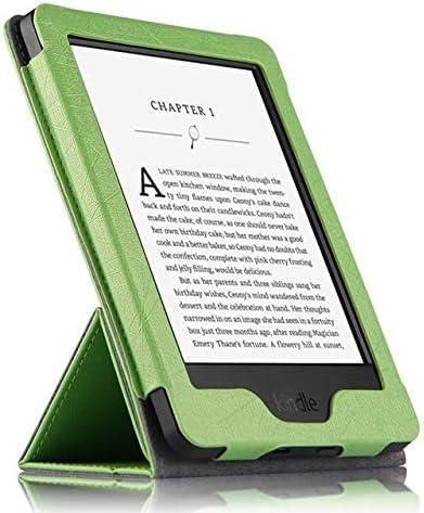 XXIUYHU Coque pour Kindle PU Protection Ebook Reader Smart Cover en Cuir pour Amazon Kindle Wp63gw Liste Étuis Housse Housses 6 ''