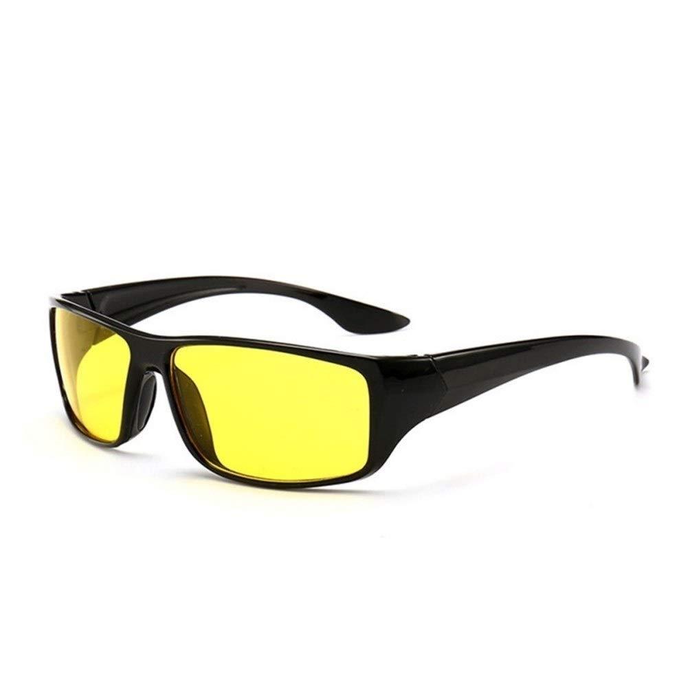 Color Name : Yellow XSHY Gafas De Sol De Visi/ón Nocturna Gafas De Sol De Conducci/ón Nocturna Gafas De Sol De Moda Polarizadas Gafas De Sol Polarizadas