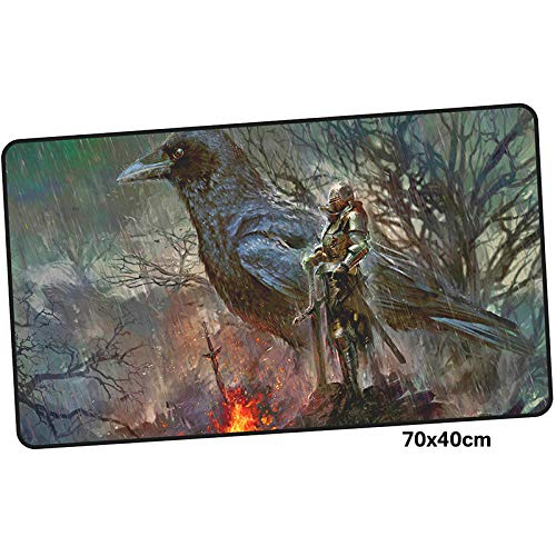 XIAOXIANNV Dark Souls Mousepad Gamer 700X400X3Mm Gaming Mouse Pad Large Customized Notebook Pc Accessories Laptop Padmouse Ergonomic Mat