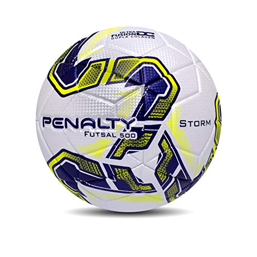 Bola Fut Penalty STORM FUSION X Adulto Unissex Roxo 0