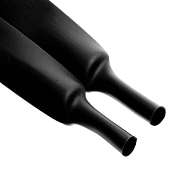 13mm diam/ètres disponibles 1.5 NOIR THERMOR/ÉTRACTABLE TUBE /ÉLECTRIQUE WRAP MANCHON CABLE DE VOITURE 2: 1 RATIO 6 /ÉLECTRIQUE Wilkinson.Sales 1.5mm AUTOMOBILE 1 M/ètre 3 P/ÊCHE 5 10 2