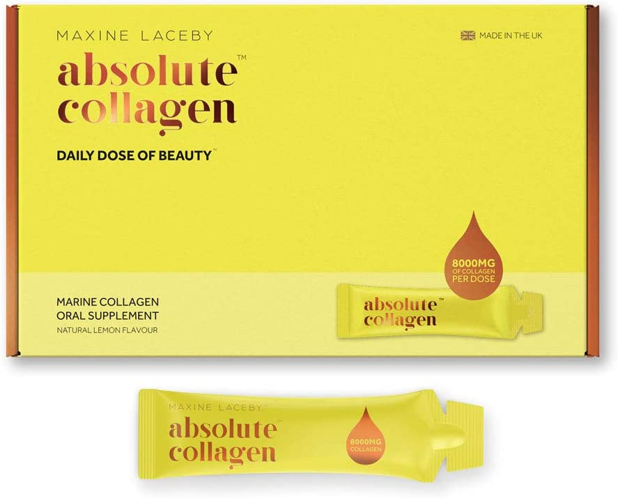 Hidrolizado de colágeno marino | Péptidos líquidos marinos de colágeno | Eliminación de arrugas antienvejecimiento | Suministro de 14 días | Hecho en el Reino Unido