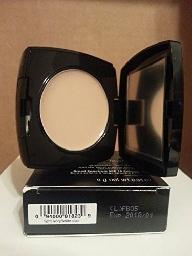 Avon Ideal Flawless Invisible Coverage Cream-to-powder Foundation Color Light Ivory