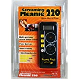 PowerHunt Screaming Meanie 220 Alarm Clock & Timer-Assorted Colors