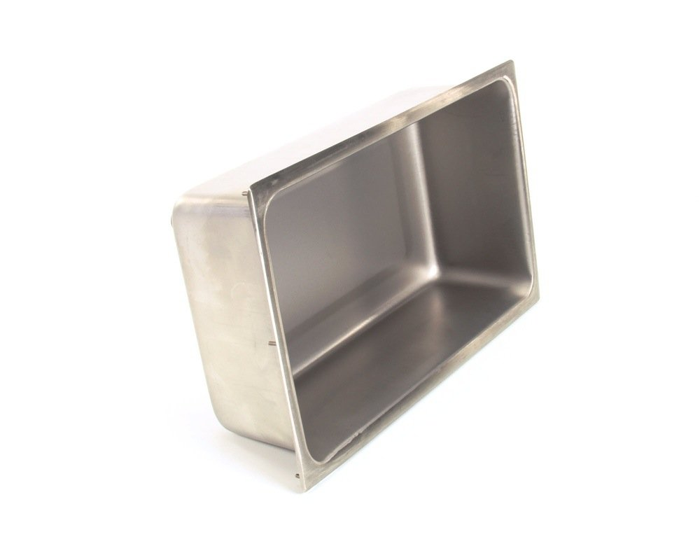 Apw Wyott 56037 600 Well Pan with Drain Weld Assembly