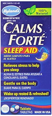 Hylands Hylands Calms Forte Sleep Aid