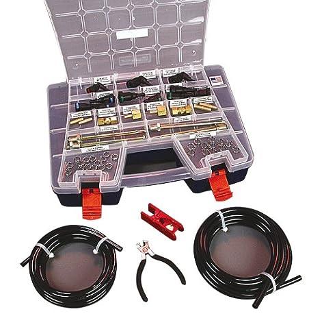 S.U.R.& R.Auto Parts KP1200 Fuel Line Replacement Kit (Fuel Line Disconnect Kit)