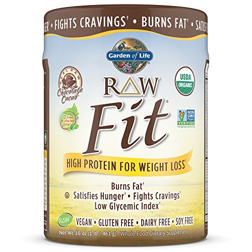 Garden Of Life Raw Fit Protein Powder Review