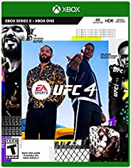 Ufc 4 - Standard Edition - Xbox One