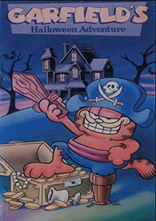 Amazon Com Garfield S Halloween Adventure 1985 Dvd Import Aka A Garfield Hallowen Movies Tv