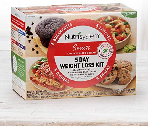 Nutrisystem%C2%AE Day Weight Loss Success product image