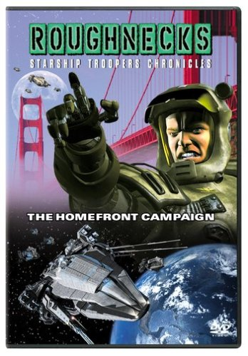 Roughnecks: Starship Troopers - Homefront (Subtitled, Dubbed, Digital Theater System)