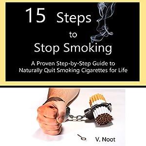 15 Steps to Stop Smoking Audiobook