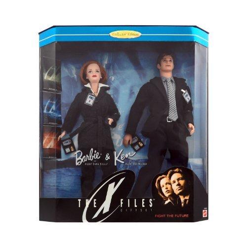 Barbie The X-Files Ken Giftset