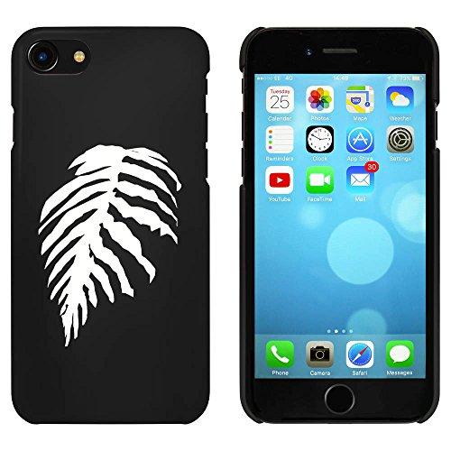 Noir 'Feuille de Palmier' étui / housse pour iPhone 7 (MC00071487)