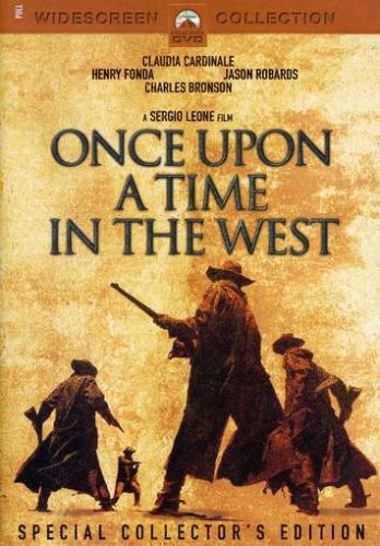 Once Upon a Time in the West (Two-Disc Special Collector's Edition) (Once Time Upon Watch A)
