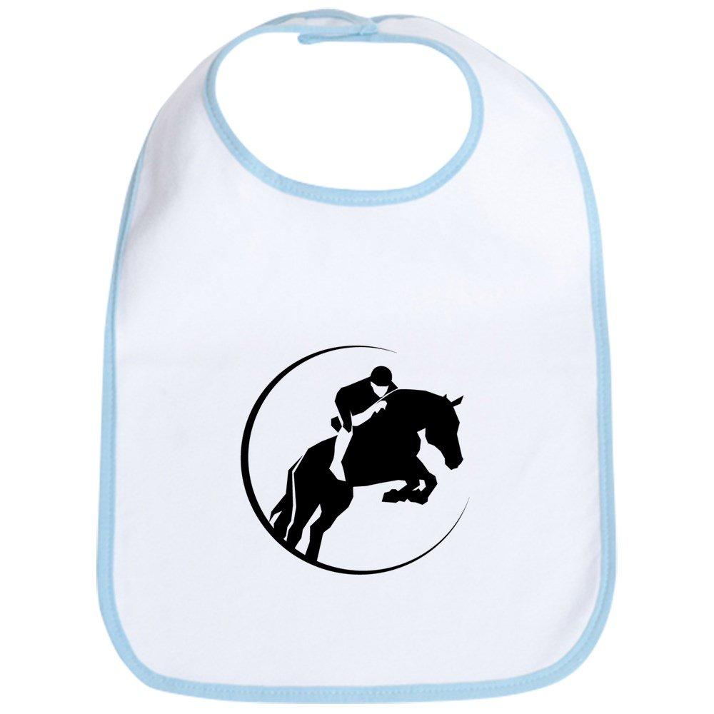 e3441c539 Amazon.com  CafePress - Horse Bib - Cute Cloth Baby Bib