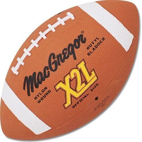 - Santa Superstore MacGregor X2L Official Rubber Football