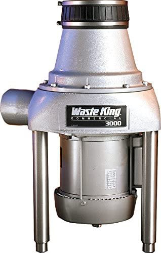 Waste King 2000-1 1 HP Commercial Food Waste Disposer