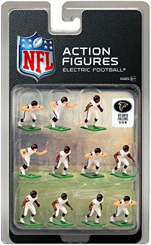 Tudor Games Atlanta FalconsAway Jersey NFL Action Figure Set (Atlanta Falcons Tailgate Table)